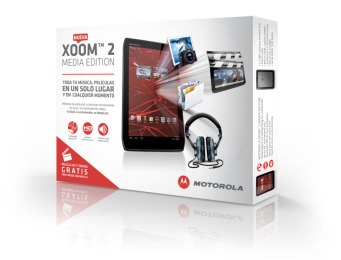 Packaging Tableta Xoom